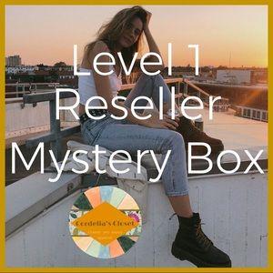 LEVEL 1 RESELLER MYSTERY BOX